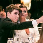 Smile & Happy Friday! #fbf to @nolanfunk @selenagomez taking a selfie at our #HeroesGala2014 ???? http://t.co/MFLCz0pvjL