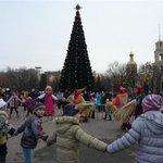 В День Святого Николая в Славянске зажглись огни на главной елке города https://t.co/vqdbcvLnt6 http://t.co/fhHa4nCHVd