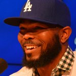 """""""I love the west coast. … Great weather, great teams, great baseball."""" – New @Dodgers 2B Howie Kendrick. http://t.co/4lBli5gH3P"""