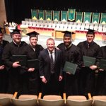 Congrats to our Winter 2014 graduates! #NDSUBison @NCAA_FCS http://t.co/zxwyC3XohO