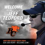 BREAKING: the BC Lions officially announce Jeff Tedford as the new head coach. Details--> http://t.co/Kgj8wyjU6g http://t.co/36qdDau1vY