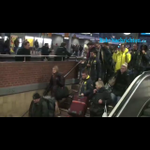Nice scene from the @RNBVB video: Kuba helping an old lady with her luggage at the station earlier. #BVB http://t.co/P27fmclOpg