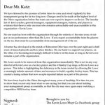 #Oilers fans take out ad in todays @Edmontonsun ... A letter to Daryl Katz ... http://t.co/2SrhNOI0tK