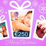 #WIN €250 gift card at #SolarSpa #Dublin this Christmas! Follow & RT to win! #competition @IrishDealComps @IrishComps http://t.co/1x1YNIeirv
