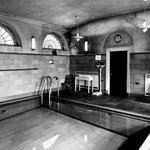 Fun fact: The current @WhiteHouse briefing room used to be a swimming pool http://t.co/NHd8X97RMc (h/t @BeschlossDC) http://t.co/lZ10eQMqkX