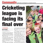 Cricket in Swansea is struggling. Spread the word that our league requires more players and teams. #cricketfamily http://t.co/gw2Fv36Qik