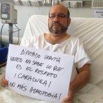 """Rolando Jiménez reacciona a diputado Ignacio Urrutia, quien afirmó en @thecliniccl q  gays """"inspiran cero respeto"""" . http://t.co/MCXSZMG4r1"""
