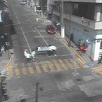 Manifestantes continúan bloqueando las Calles de Clavijero esq. Enríquez en zona Centro en #Xalapa. http://t.co/45RSFVR66R