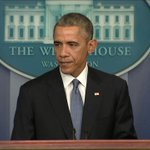 """Pres. #Obama says #Sony """"made a mistake"""" in canceling The Interview movie after North Korea threats. http://t.co/3kLQ72VhTK"""