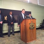"""Sheriff Apple now speaking. He calls it """"a tough one."""" You can hear the emotion in his voice. http://t.co/peaRsbIJjZ"""