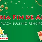 Estimados la Feria Navideña estará disponible hasta mañana en la plaza Eugenio Rengifo. http://t.co/49yB9MPwTy
