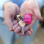 Six homeless people just got keys to new houses, in time for Christmas http://t.co/lPfHffTKq2 (Pic: Jason Clarke) http://t.co/9gsYCctKXx