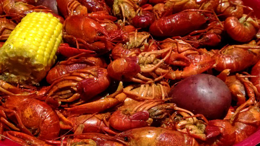 Y'all craving #crawfish? We're thinking it's time for a boil! http://t.co/hqDS9fNs5Z http://t.co/yNJoXdDj5w