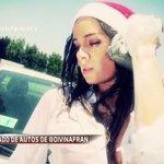 @divinafran refresca el calor con sexy lavado navideño de autos. VIDEO. http://t.co/olKam2I9af http://t.co/V2JxRPwuXq