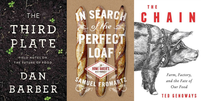 Great list > 10 Book Recommendations for Conscientious Eaters | @CivilEats http://t.co/mCUCWMnij3 http://t.co/DvWaUBLhZ9