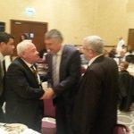 İMO Adana Şubesinin 60ncı kuruluş yıldönümünü törenindeyiz.... http://t.co/HQuLSJax6c