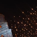 This year Christmas tree and festive market in #Kyiv are amazingly beautiful! #HappyHolidays everyone http://t.co/l99rRTAzKw