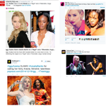 Take a look at how the media is framing @AZEALIABANKS. Images convey a message. What message are they sending here? http://t.co/MSZQaLMucN