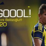 86| Gooooooooooooooollllll ! Gooooooolll! Emre Belözoğlu! http://t.co/ym6YtDrDcF