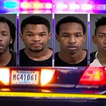 #Chs PD arrest four teenagers accused in shooting on Acacia St. in W. Ashley http://t.co/gJcqBVUDkA #chsnews http://t.co/kcKC8AkD3K