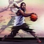 The next gen is here.   Join @nikebasketball on @TheQArena concourse tonight for a special #KYRIE1 Dream experience. http://t.co/w9nCytxWtu