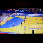 Handball - European championship semifinal Norway vs Sweden.. Im so excited!!! Go Norway???? http://t.co/NJieT709Hc