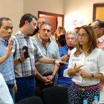 Hoy con la Ministra de Educación @ginaparody en la Universidad de Sucre. La excelencia es la meta! http://t.co/5RxUQ88OMl