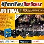 Concours #PetitPapaTopAchat   Ca ne rigole plus avec le #LotFinal ;-)  http://t.co/eDNKo7lKoU  A vos RTs ^^ http://t.co/YLmWUkt5Uk