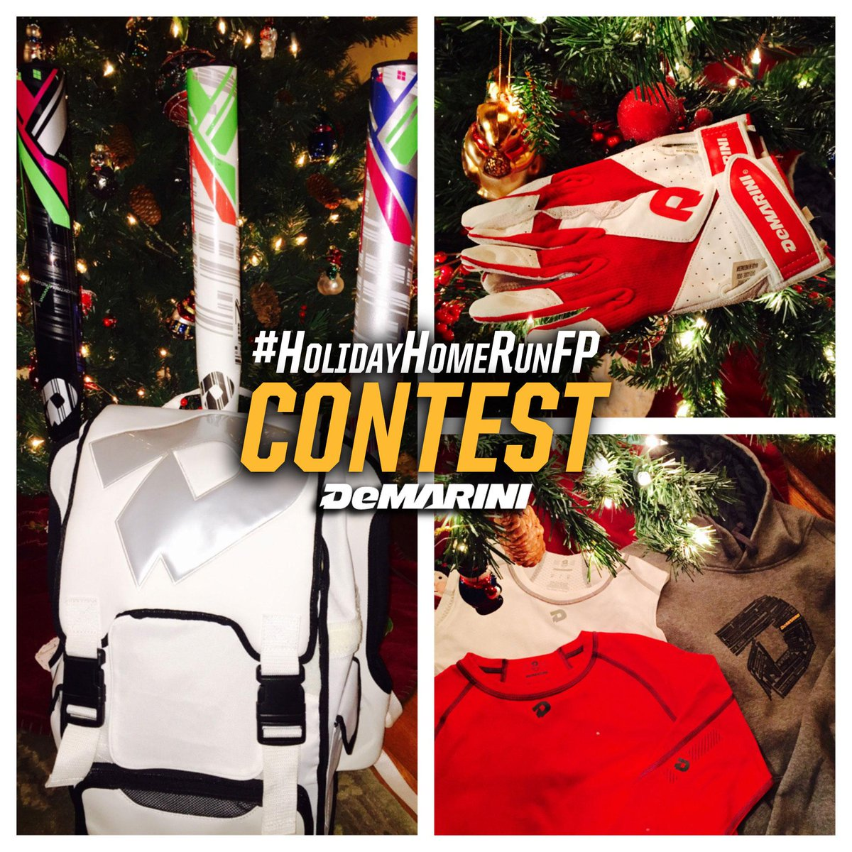 HOLIDAY HOME RUN CONTEST! All the gear you need for next year in a back pack. RT & follow to enter #HolidayHomeRunFP http://t.co/WKKNHuY2a4