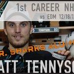Congrats @Tenner_7! #SJSharks http://t.co/K9nEnpBYGY