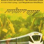 #TrainCorteo bermula jam4ptg di LRT Bandaraya...Lambat kasi Tinggal -5411- http://t.co/RYu8GSZQUe