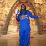 Harlem Globetrotters (@globies) are REALLY tall. PHOTO PROOF: http://t.co/n6GPhN4Hix. #STL @GatewayArchSTL http://t.co/RBotxlkkPj