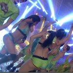 ¡El Verde sigue celebrando en el set! #YoVivoLaFinalDeCombate por @atvpe http://t.co/LCiD7MNgNW