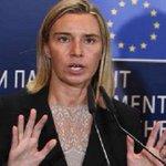 DETENCIONES ARBITRARIAS. Unión Europea preocupada por represión del gobierno de Maduro. http://t.co/lkgf2jQobp http://t.co/DtUnJODShd