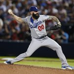 Dodgers release relief pitcher Brian Wilson. Wilson appeared in 61 games and had a 4.66 ERA last season with LA. http://t.co/eXcgp7IFLx