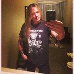 Menasha Wisconsin TONIGHT!! @waplrocks #Xmas Bash %100 SOLD OUT!! Selfie courtesy of @Suzanne_Le ❤️ #Lockdown #Mine http://t.co/kh6Z47J5uv