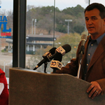 Coach Joey Jones of @JagsFootball addresses the media at the @JagsFootball press conference. #MissionMontgomery http://t.co/WovqA47Tzt