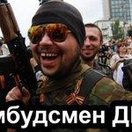 """Новость дня: """"В ДНР учредили должность уполномоченного по правам человека"""" http://t.co/iBppgZEpa6"""