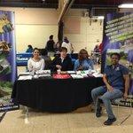 W @SalArmySTL at Ferguson/Dellwood Resource Fair http://t.co/p357UlfqSt