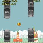 Flappy Bird с рублем и нефтью. Играть тут http://t.co/qbFiEYZv6D http://t.co/EpXICCLd6m