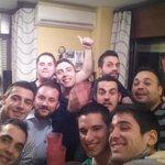 Echando las pascuas los muchachos en casa @rafaelortega86 http://t.co/57DXSddMOS