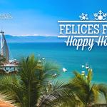 ¡Desde #PuertoVallarta te deseamos felices fiestas! | We wish you all Happy Holidays! 🎄🎅🎉 http://t.co/DQDotzUCzx