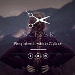 """.@scissr_app: o aplicativo de namoro para lésbicas, bissexuais e """"curiosas"""". http://t.co/ipWo0hEndX http://t.co/VxzLkeOa3E"""