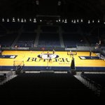 Hinkle Fieldhouse. Home of tonights practice. #JagNation http://t.co/WXpvennekw