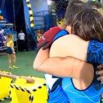¡Los bebes celebrando el punto de la victoria! #YoVeoLaFinalEEG ►http://t.co/Dhm9rZ5a42 http://t.co/ipQ3j19t3T