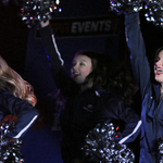 The @USAProwlers entertain fans at the @MGMAdvertiser Street Fest pep rally. http://t.co/KrPolrBllU