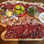 Festive charcuterie from @OakAtlanta. Enjoy a #holiday meal w/ family > http://t.co/M2TT8VHhuz #AvalonInsider #foodie http://t.co/IQhPomSuMX