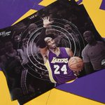 Everyone at tonights game will receive this poster commemorating @kobebryant becoming the @NBAs 3rd leading scorer. http://t.co/fEbbzO9RaI