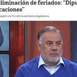 """Por propuesta de eliminar feriados: """"Los Diputados no tenemos vacaciones"""". ¿Miente Andrade? http://t.co/HL5SOq9wJm http://t.co/rgYXqcny93"""