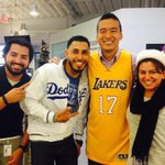 Put a jersey on and people think I am Jeremy Lin.... we do share the Taiwanese heritage @JLin7 #Lakers #JeremyLin http://t.co/96OiVf3lGN